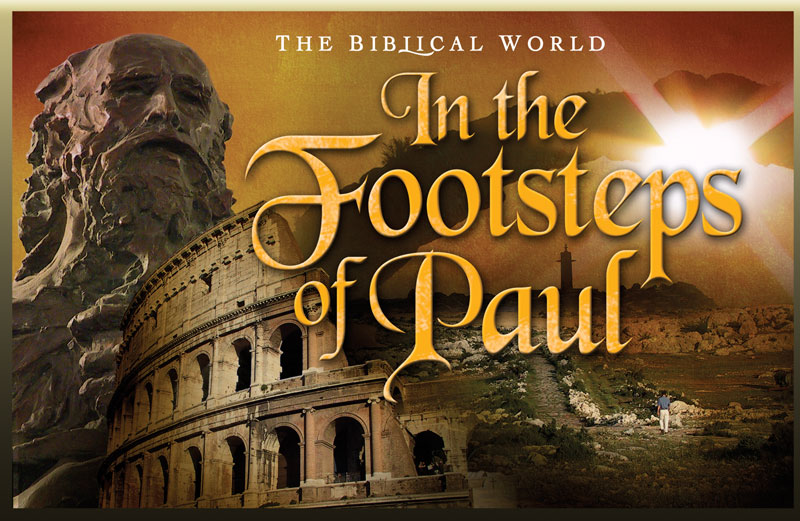 Footsteps of Paul DVD Series